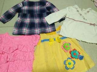Babies clothes 3-12 months