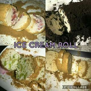 Ice Cream Roll