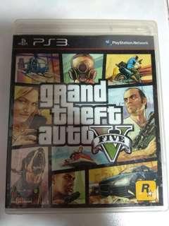 PS3 GTA 5