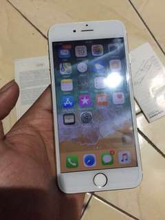 iPhone 6 64gb ex ibox minus