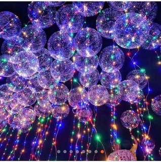 Balloon helium
