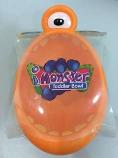 Nuby Monster Bowl