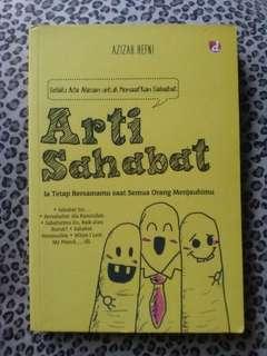 Buku 'Arti Sahabat'