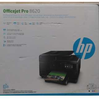 HP Printer Officejet Pro 8620