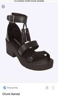 Windsor Smith Chunk Sandals