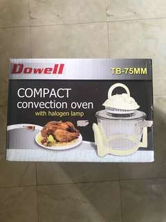 Dowell Compact Convection Oven (Turbo Broiler)