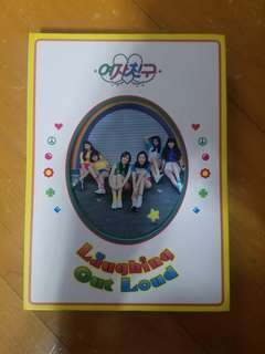 GFRIEND 1st album LOL 淨專