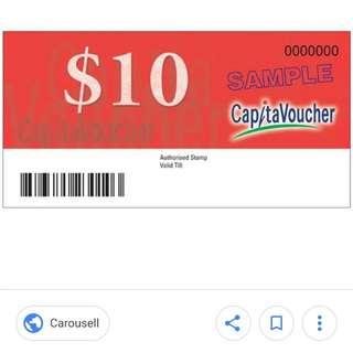 Capital land vouchers
