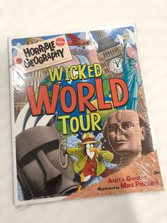 Wicked World Tour by Anita Ganeri
