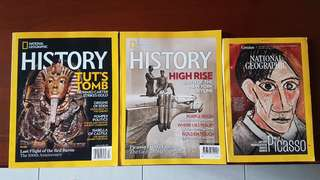 National Geographic & History