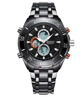 Barkers of Kensington Men's Premier Sport Black Watch