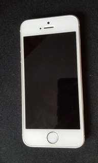 iPhone 5s  32GB 銀色 Sliver (not SE) (100%正常) #1