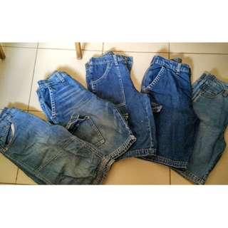 5 Denim Shorts for Kids