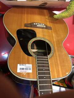 TAKAMINE ACOUSTIC GUITAR ON SALE NOW!