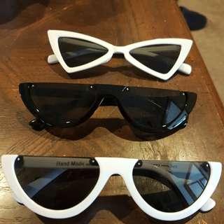 Sunglasses. Perf for festivals. Like new!