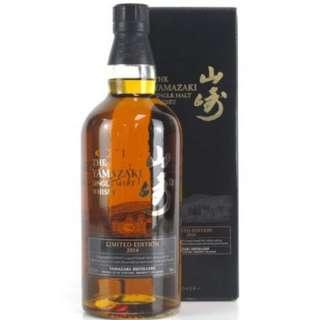 山崎 2014 Yamazaki 限量版 威士忌 SUNTORY 三得利 (響 余市 竹鶴)