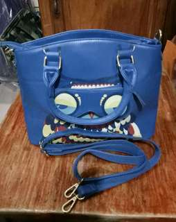 Owl 2 ways bag (preloved)