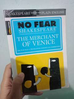 No Fear Shakespeare - The Merchant of Venice