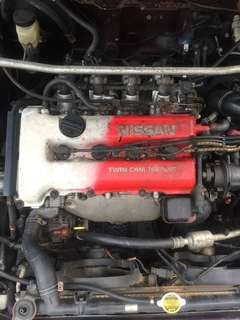 engine sr20 na