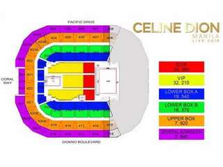 Buying celine dion ticket