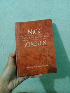The Woman Who Had Two Navels by Nick Joaquin