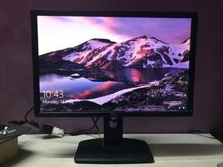 Dell ultra sharp U2412 monitor 24 inch