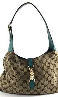 Originally $5xxx Gucci Shoulder Bag Canvas