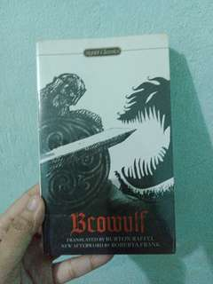 Beowulf (Signet Classics) - translated by Burton Raffel