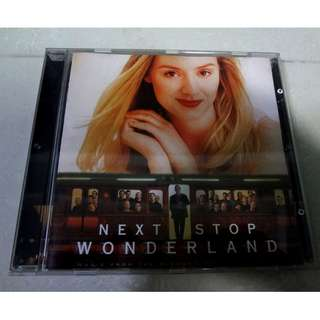 Next Stop Wonderland CD Original Motion Picture Soundtrack