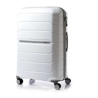NWT Samsonite Octolite White Spinner Luggage Mid Sz 26 in.