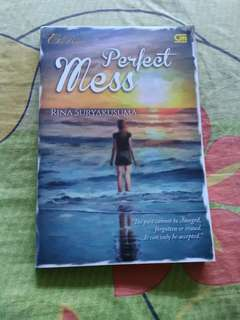 Novel Inspiratif Rina Suryakusuma Perfect Mess