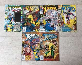 X-Men Comics by Marvel
