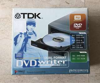 DVD Writer by TDK