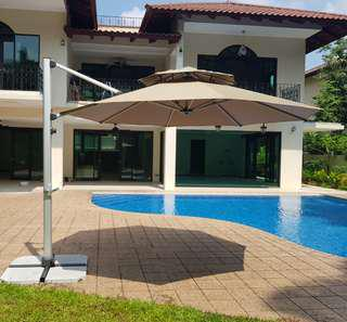 3.5m ×3.5m outdoor umbrella good quality.