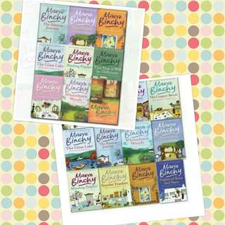 eBook bundle: Maeve Binchy