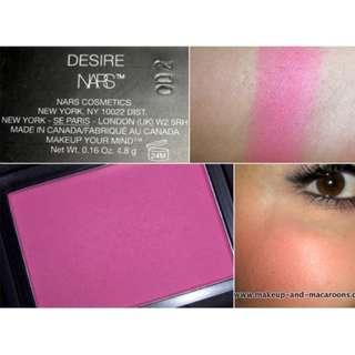 NARS Blush Desire. RRP$44