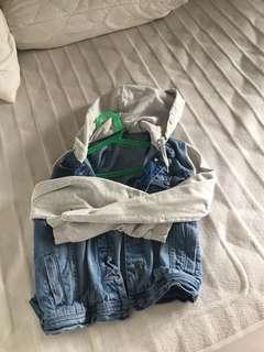 Denim/ jacket