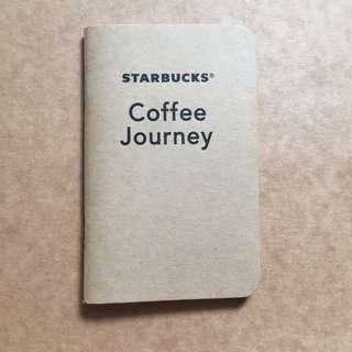 🚚 急售‼️「30元特區」Starbucks星巴克隨時筆記小冊