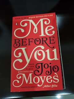 Me Before You ( import book)