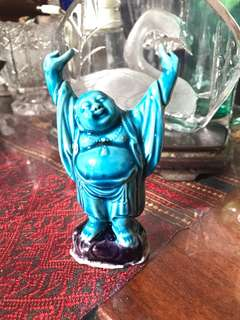 Sky blue Buddha ornaments