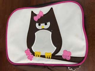 Lunch Bag owl