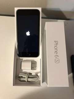 Unlocked iPhone 6s 64gb Silver