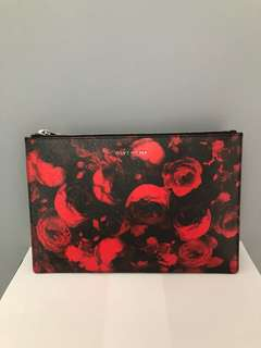 Givenchy Clutch Red Rose