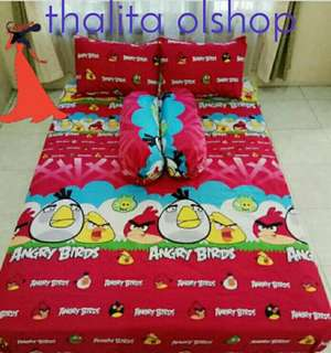 Sprei homemade (90*200)