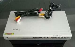 SHARP DVD Player