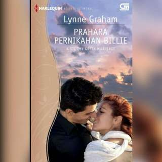 Ebook Prahara Pernikahan Billie