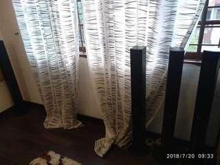 Pioneer towel speaker 4 pcs