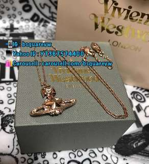 (現貨) 購自英國 Vivienne Westwood ASTRID 水鑽星星 土星 頸鍊 頸鏈 (保証正貨) 銀色