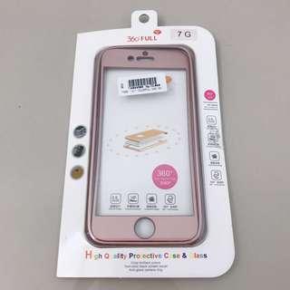 Case 360 IP7 Rose Gold
