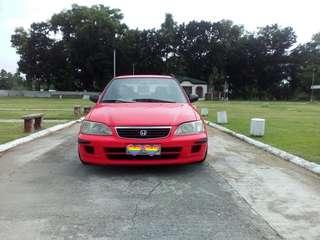 Honda City Type Z 2001 model